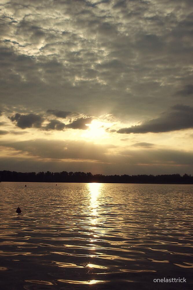 Sunset by onelasttrick