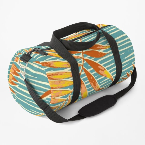 Tropical Palms 3 Duffle Bag
