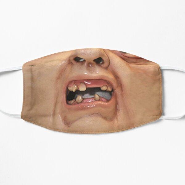 Masque laid paresseux Masque sans plis