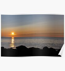 Cape Breton Sunset Poster