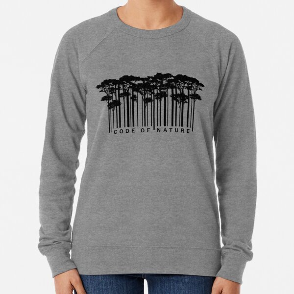 to be able to give something back to nature. Lightweight Sweatshirt