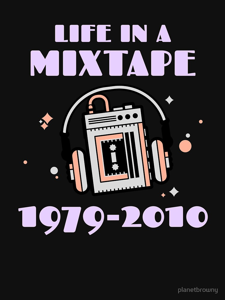 Life in a Mixtape 1979-2010 von planetbrowny