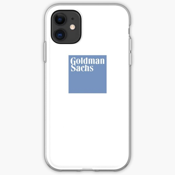 Goldman Sachs logo iPhone Soft Case