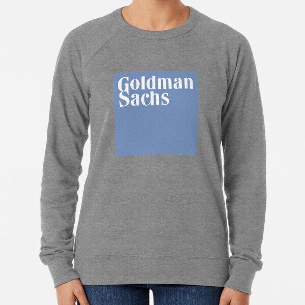 Goldman Sachs Logo Leichter Pullover