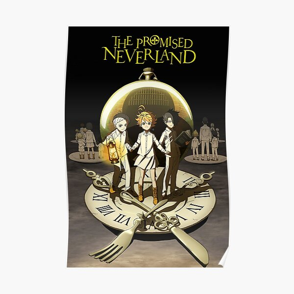 Yakusoku no Neverland (2019) Poster