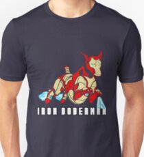 Iron Doberman T-Shirt