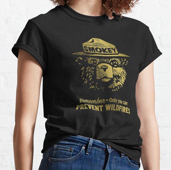 Smokey The Bear - Prevent Wildfire Classic T-Shirt