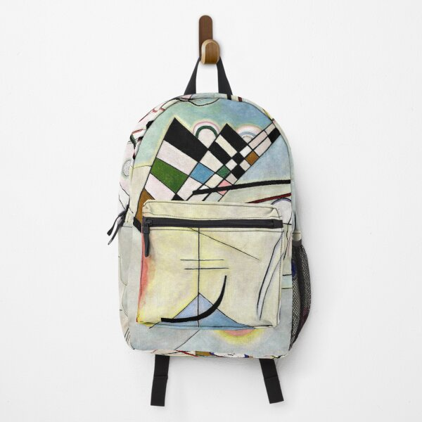 Kandinsky - Composition 8, abstract artwork Backpack