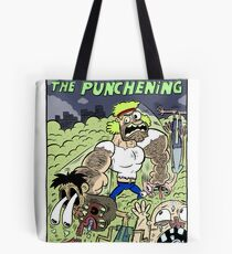 The Punchening Tote Bag