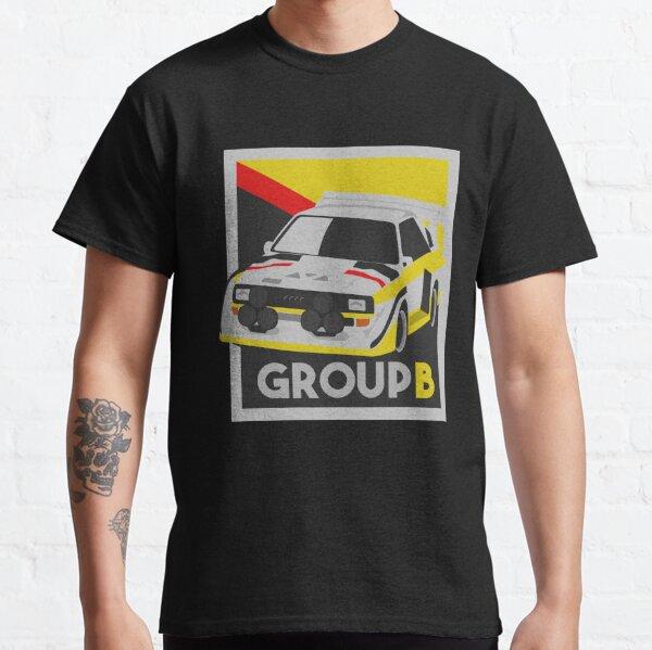 Oeuvre de style affiche S1 T-shirt classique