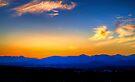 Dusk Over Asheville, NC by RedskinzFan