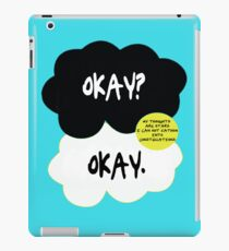 The fault in our stars. iPad Case/Skin