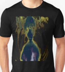 Alien Space Ghost from outer space T-Shirt