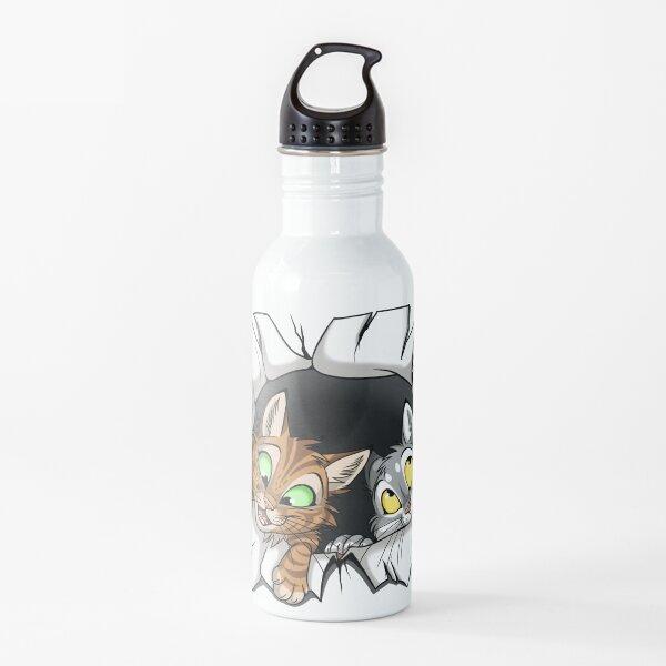 Adopt - don't shop Trinkflasche