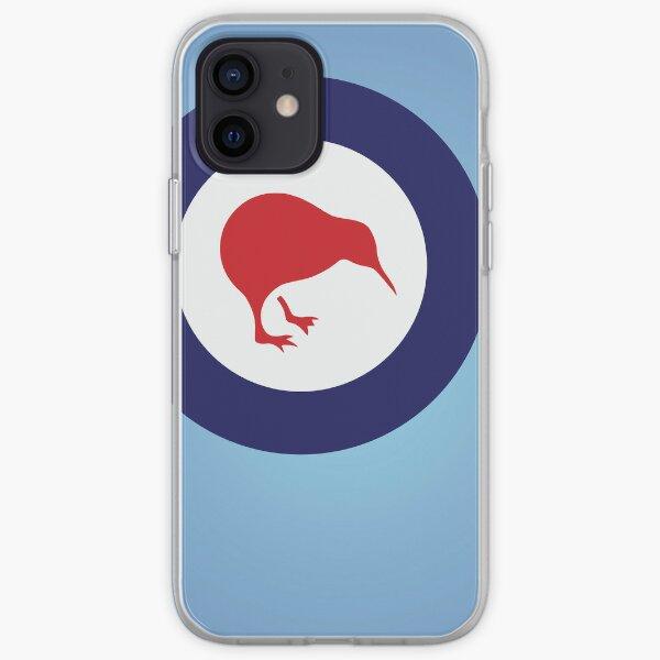RNZAF Roundel  iPhone Soft Case