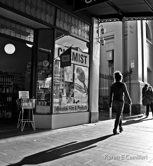long shadows by Karen E Camilleri