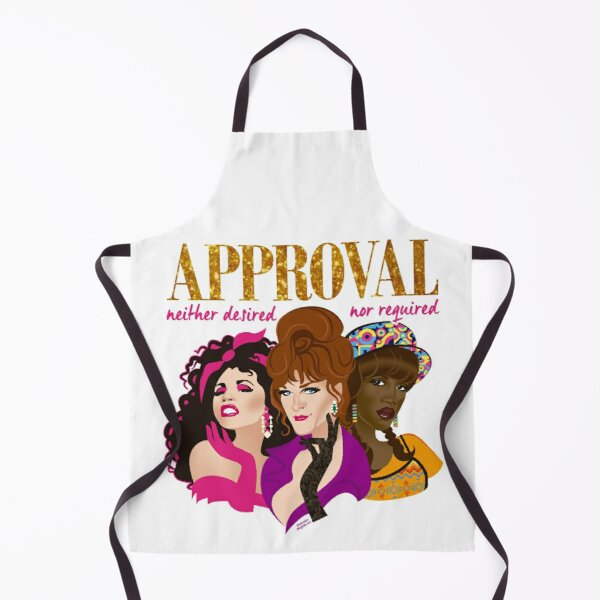 Approval not required Apron