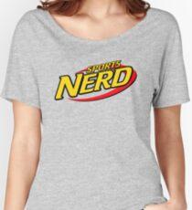 Sports Nerd Women's Relaxed Fit T-Shirt