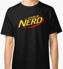 Gamer Nerd Classic T-Shirt