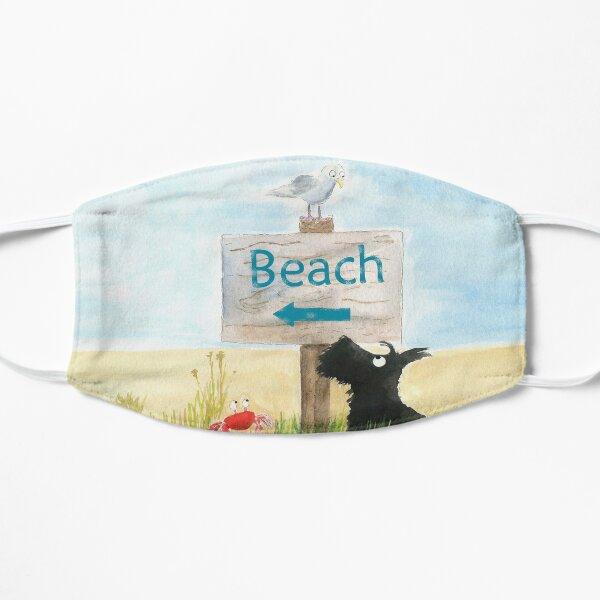 Scottie Dog 'Beach' Mask