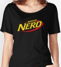 Movie Nerd Women's Relaxed Fit T-Shirt