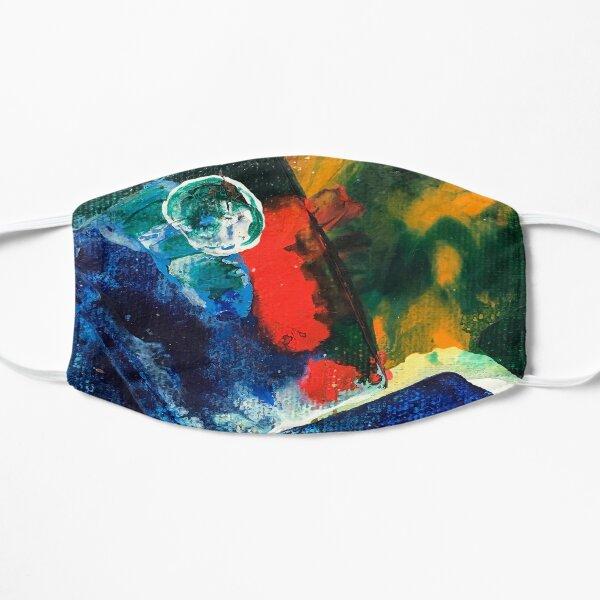 Mini World Environmental Blues 3 Flat Mask