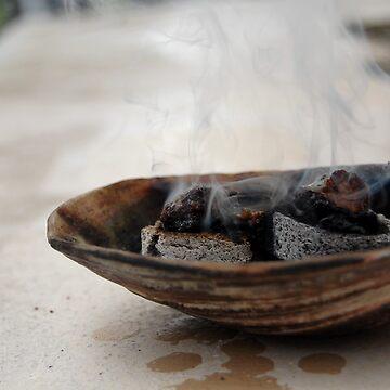Burning Resin by lancheney007