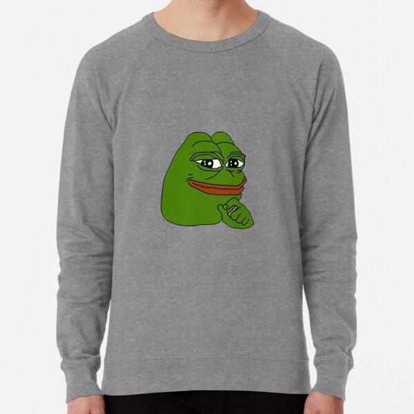 Dank Pepe Lightweight Sweatshirt