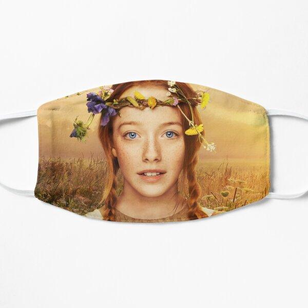 Anne avec un e Masque sans plis