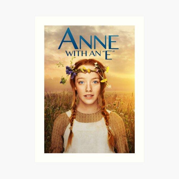 Anne with an e Lámina artística