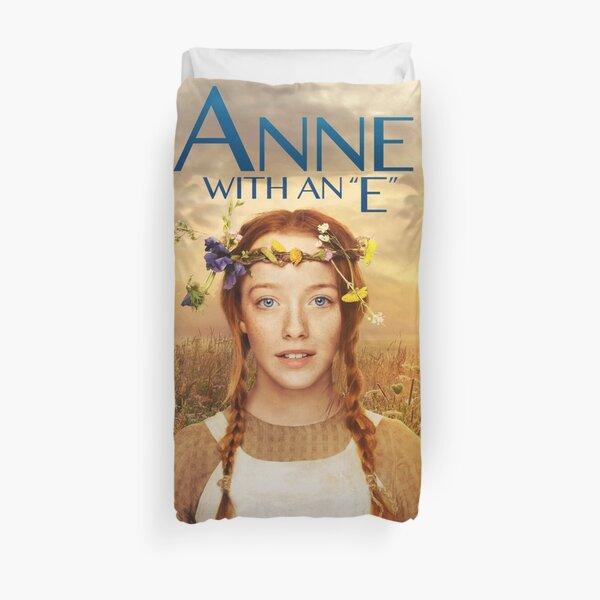 Anne with an e Duvet Cover