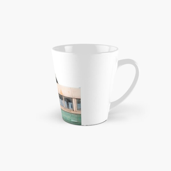 """""""Happiness is only real when shared"""" Tall Mug"""