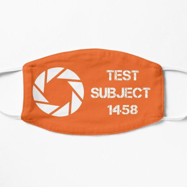Test Subject 1458 Flat Mask