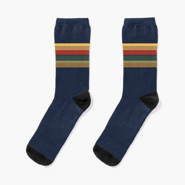 13th Doctor Rainbow Top (Cosplay Shirt and Mask)  Socks