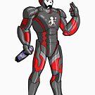 Iron Juggalo by Dennis Culver