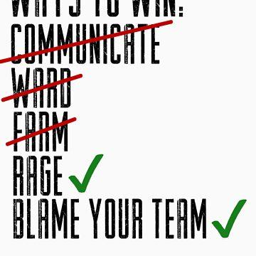 Ways To Win by ClutchDizzy