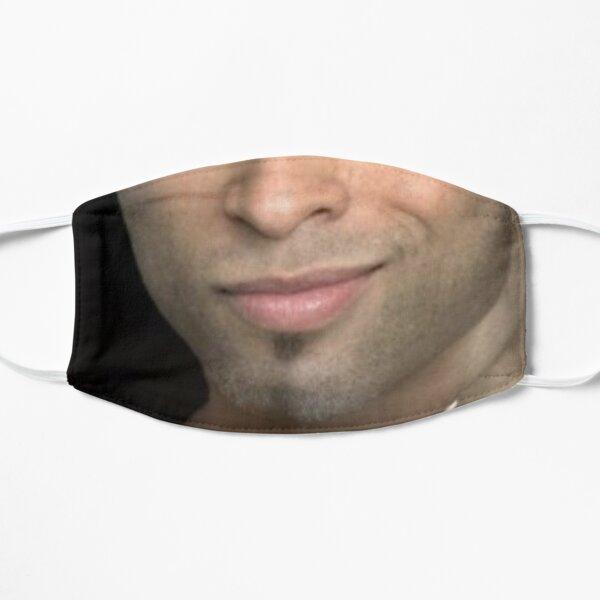 Ricardo Milos Smile Meme Flat Mask