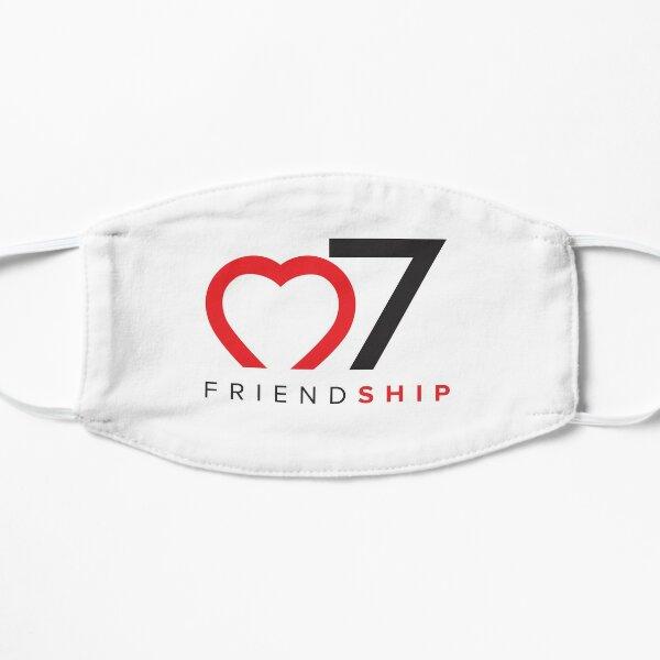 o7 (Heart) Friendship Flat Mask