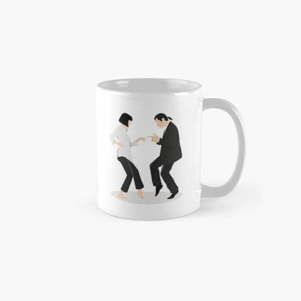 Pulp Fiction  |  Dancing #2 Classic Mug
