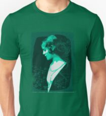 Green Lady Unisex T-Shirt