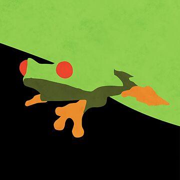 Frog by jackhowse