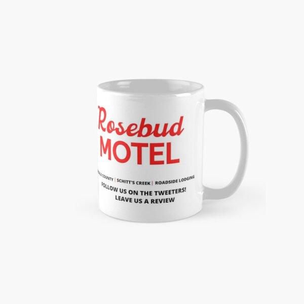 Schitt's Creek Rosebud Motel Logo Classic Mug