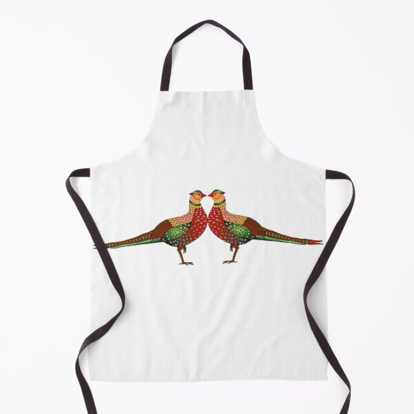 Pheasants Apron