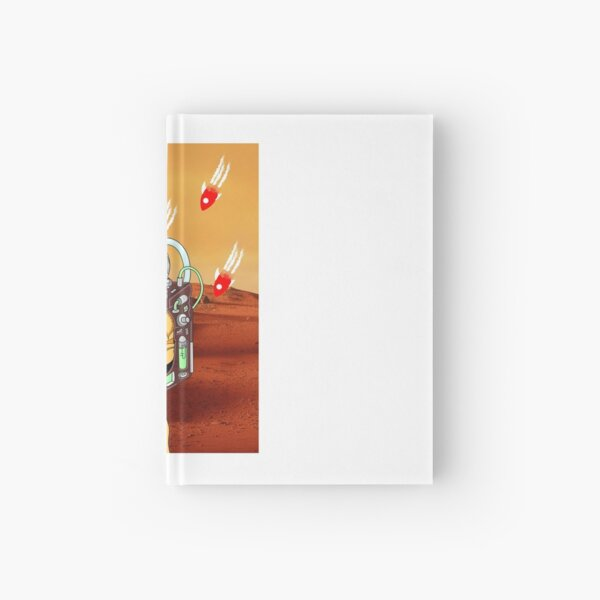 March 2060 Hardcover Journal