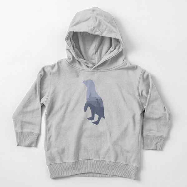Penguin Toddler Pullover Hoodie