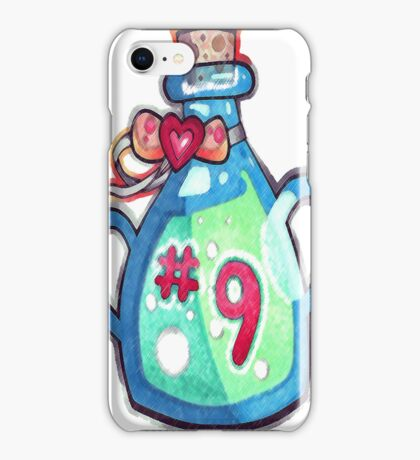 The cost of love iPhone Case/Skin