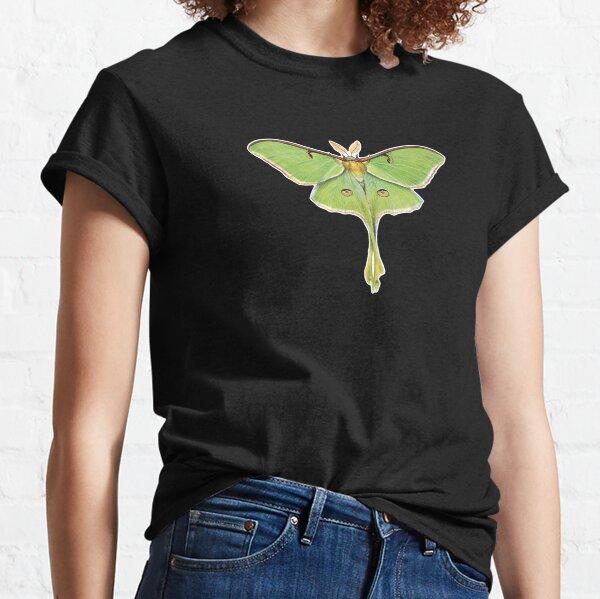Luna Moth (Actias luna) II Classic T-Shirt