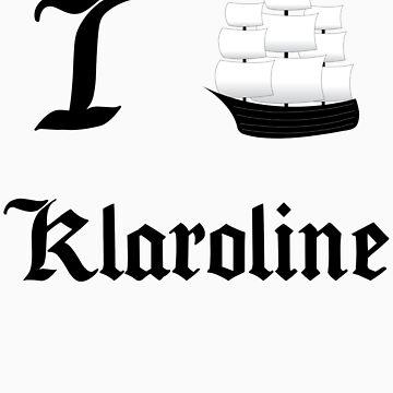 I Ship Klaroline by SpiffyByDesign