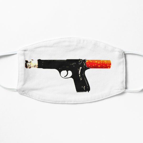 smoking gun Mask
