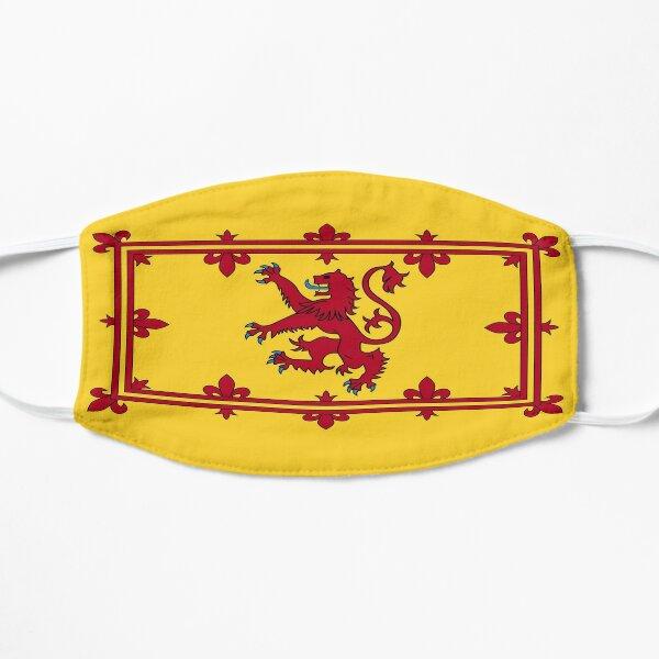 Rampant Lion (Scottish Flag) Mask